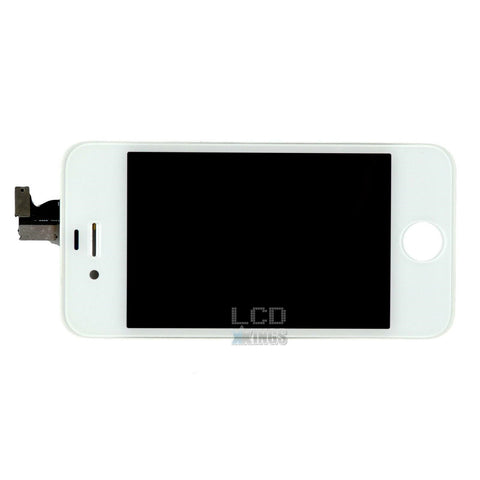 Apple Iphone 4 White Digitizer And Screen Assembly Touch Screen