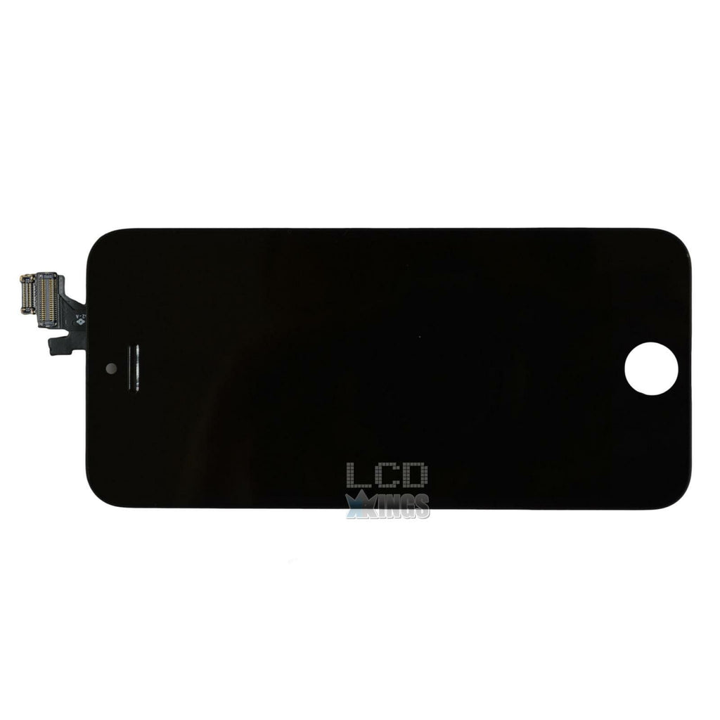Apple Iphone 5 Black Digitizer And Screen Assembly Touch Screen