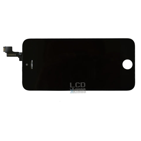 Apple Iphone 5S Black Digitizer And Screen Assembly Touch Screen