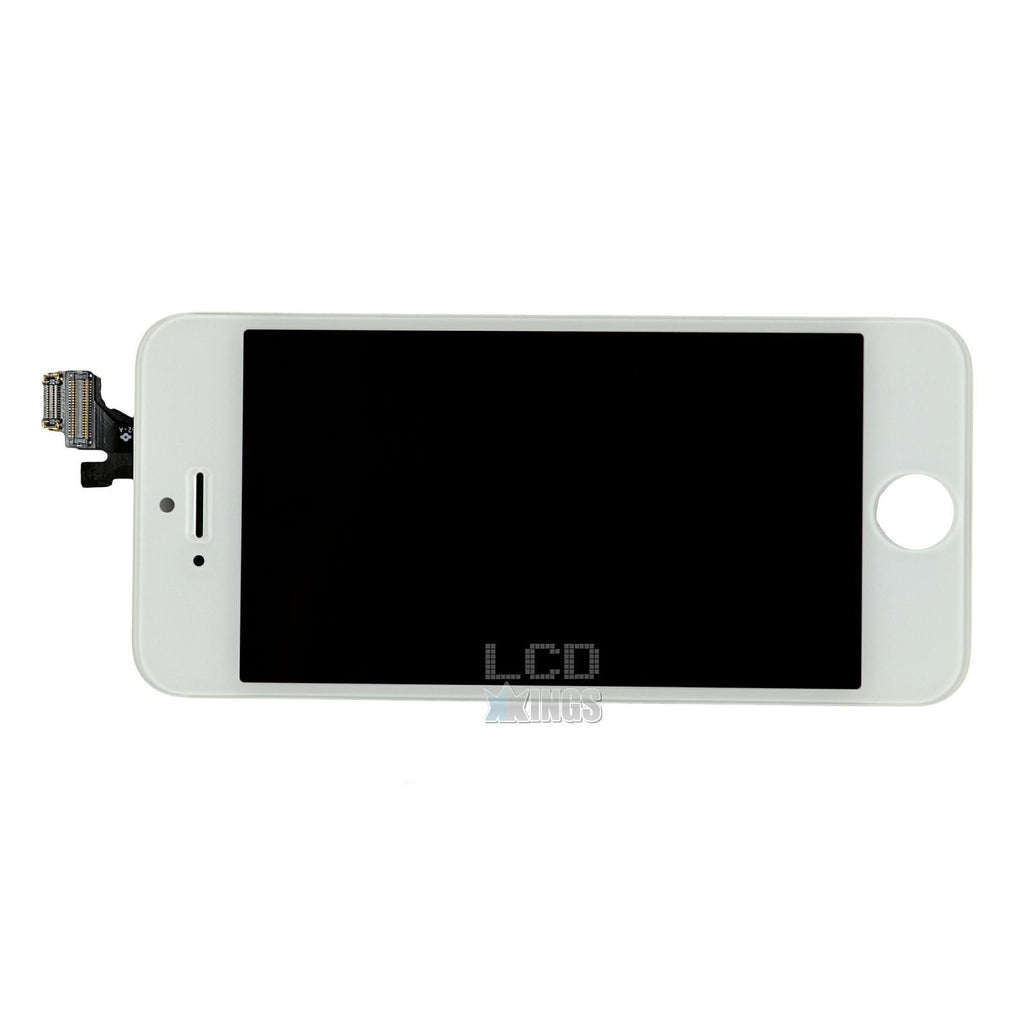 Apple Iphone 5SE White Digitizer And Screen Assembly Touch Screen