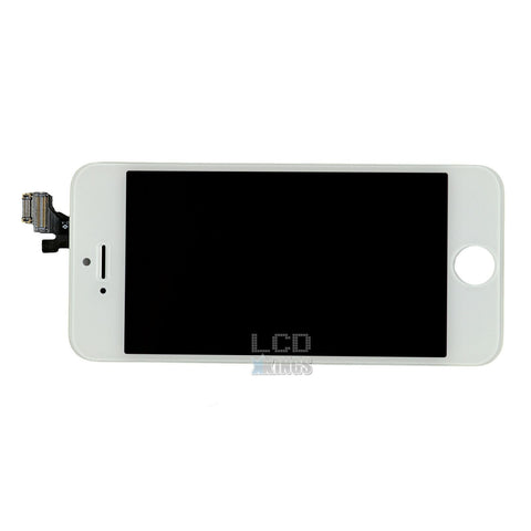 Apple Iphone 5S White OR Gold Digitizer And Screen Assembly Touch Screen