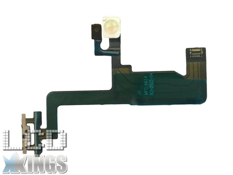 Apple Iphone 6 ON/OFF Power/LOCK BUTTON + DUAL LED FLASH Replacement Flex Cable