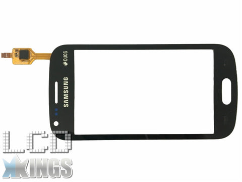Samsung Galaxy S DUOS GT S7562 S7560 Digitizer Black Touch Screen