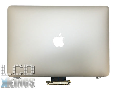 "Apple MacBook Pro A1534 Retina 12"" Assembly Early 2015 SILVER Refurb Lid Laptop Screen EMC2746 Only"