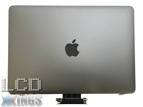 "Apple MacBook Pro A1534 Retina 12"" Assembly Early 2015 GREY Refurb Lid Laptop Screen"