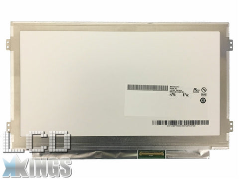 "AU Optronics B101EW01 V0 10.1"" Laptop Screen"