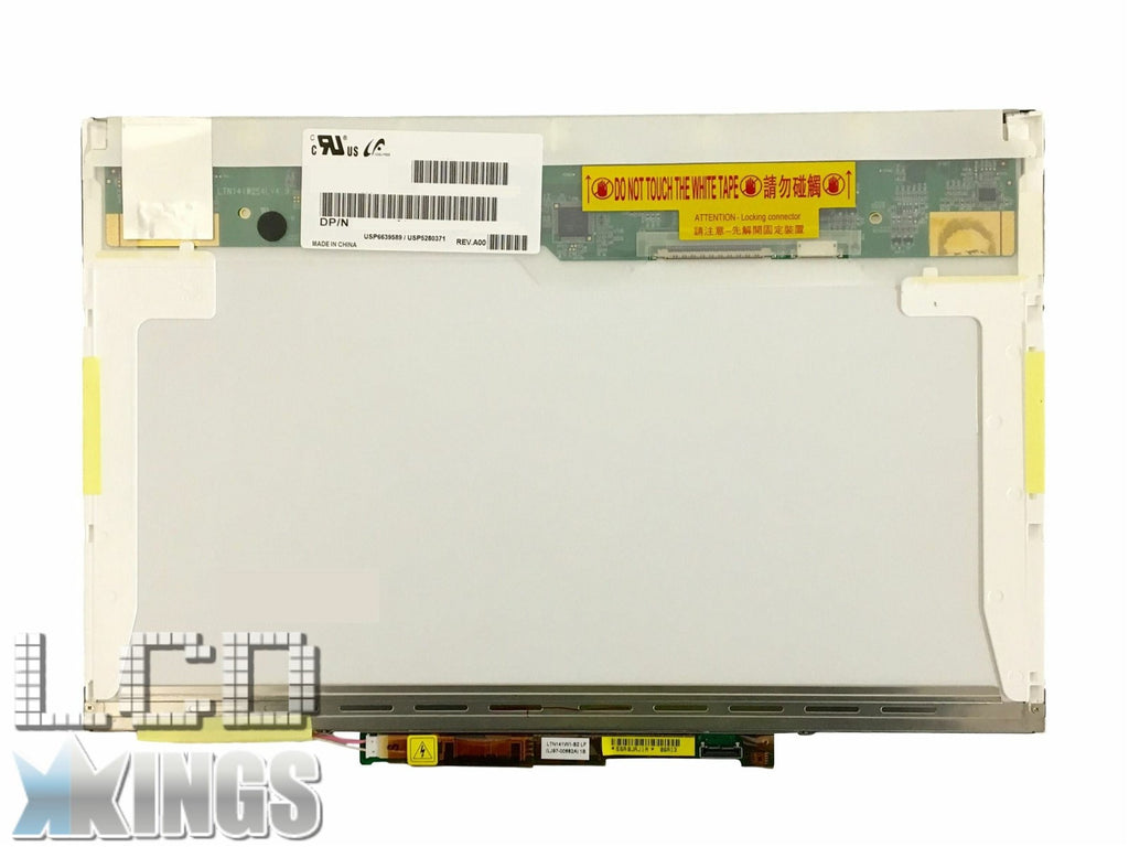 "AU Optronics B141EW04-V6 14.1"" For Dell Laptop Screen"