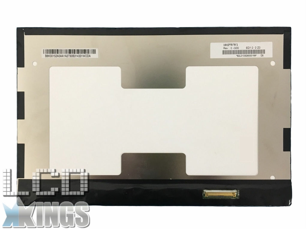 Asus EEEPAD Transformer TF300T TF300TG N101ICG-L21 Laptop Screen