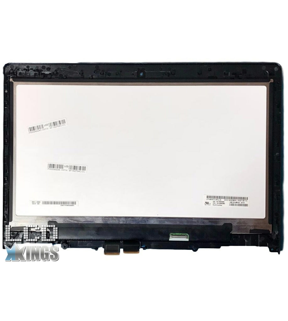 "Lenovo Yoga 500 14"" Screen and Digitizer Assembly With Frame"