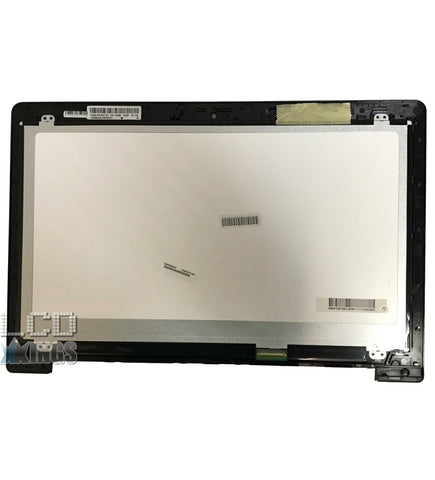 "Asus S550C S550CA  15.6"" Laptop Screen Assembly With Frame"
