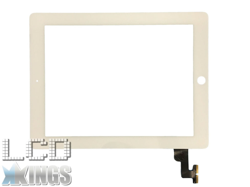 Apple Ipad 2 A1395 A1396 A1397 Touch Screen Digitizer Glass - White