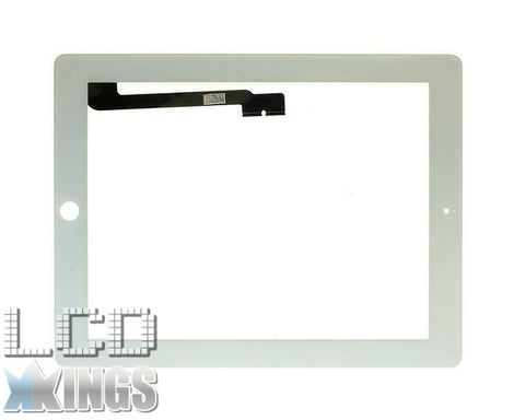 Apple Ipad 3 And 4 Digitizer White
