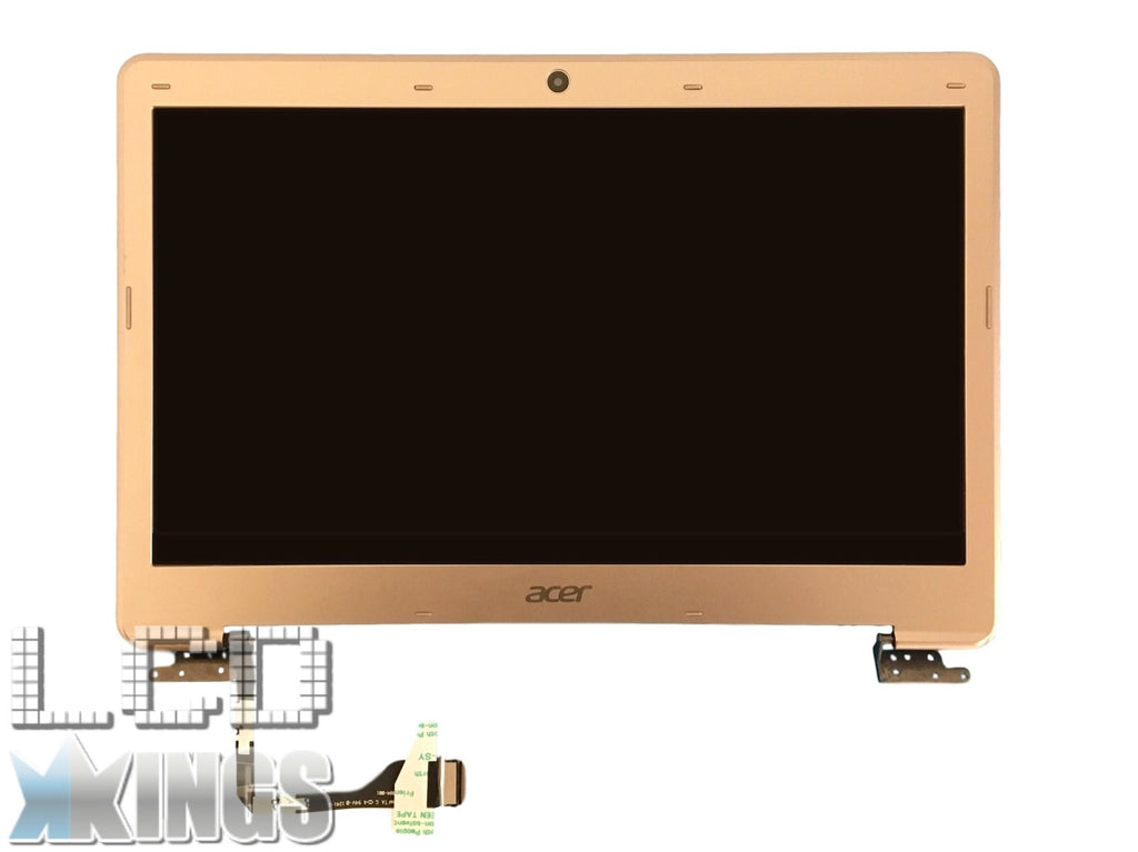 Acer Aspire S3 UltraBook Full Assembly With Plastics B133XTF01.3 Laptop Screen