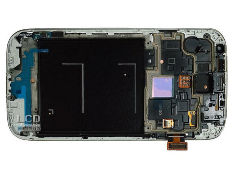 Samsung Galaxy S4 I9500 Assembly With FRAME BLUE