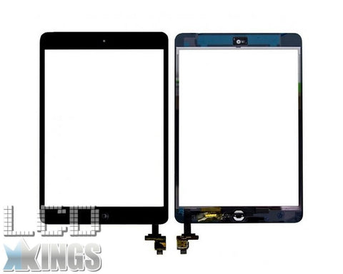 Apple Ipad MINI A1432 A1454 A1455 Touch Screen Digitizer Glass - Black