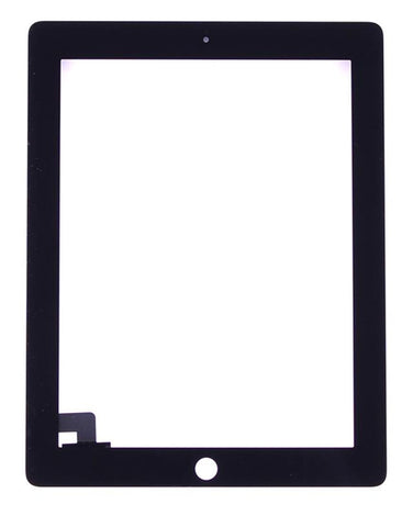 Apple Ipad 2 A1395 A1396 A1397 Touch Screen Digitizer Glass - Black