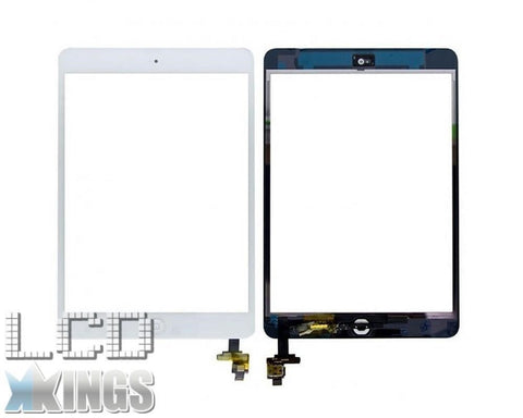 Apple Ipad MINI A1432 A1454 A1455 Touch Screen Digitizer Glass - White