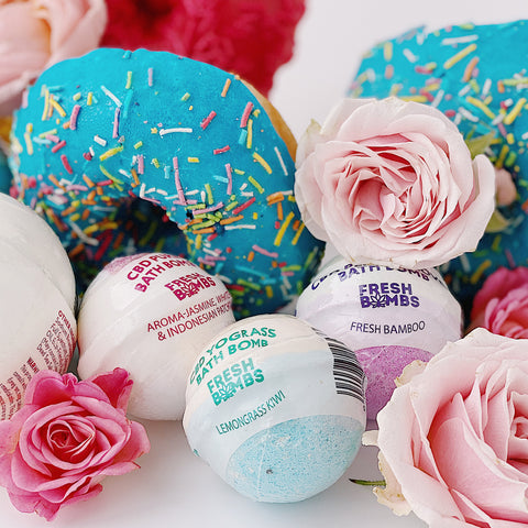 Bulk CBD Bath bombs -  - Fresh Bath Bombs - fresh-bombs