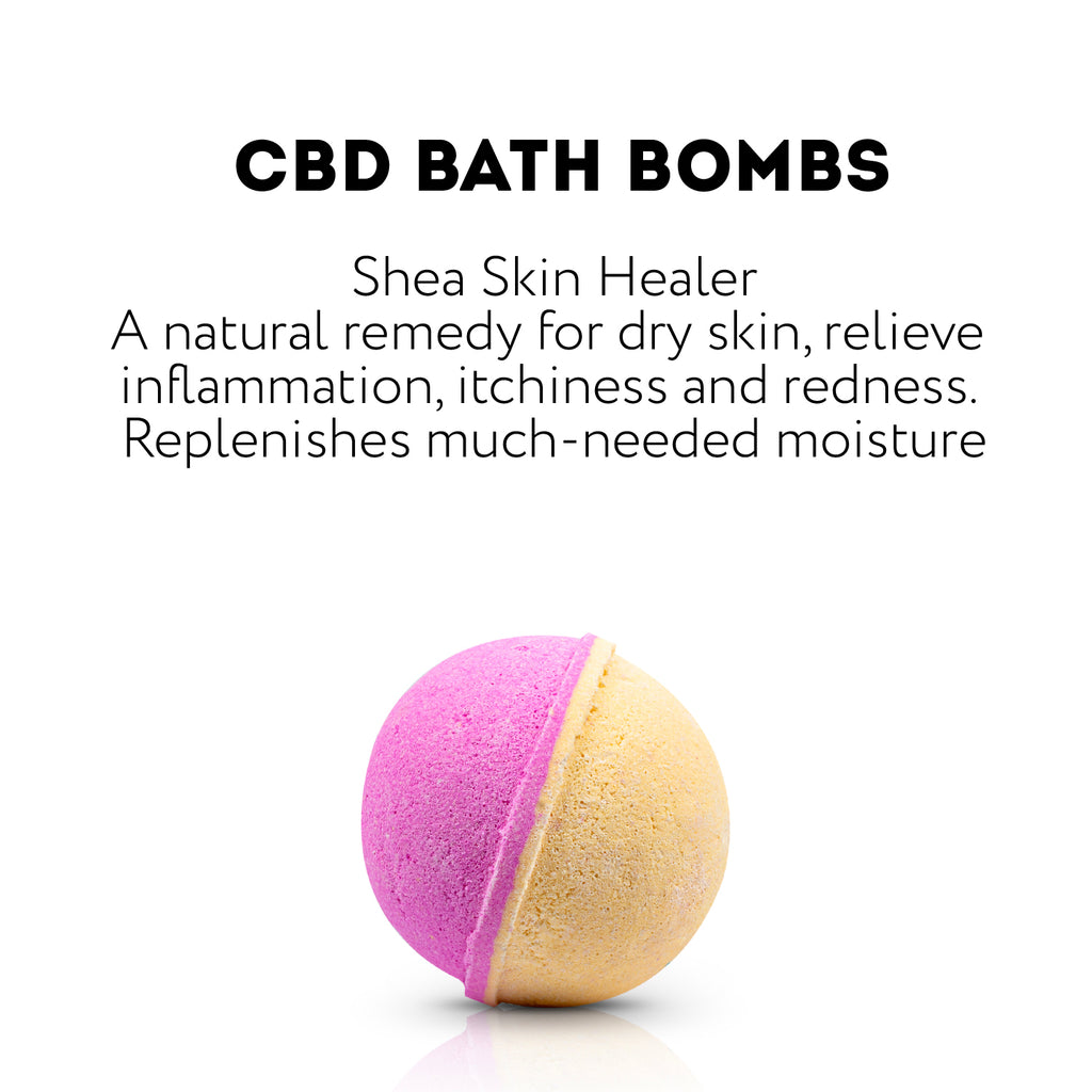 CBD Bath bombs set - Bath bombs set - Fresh Bombs - fresh-bombs