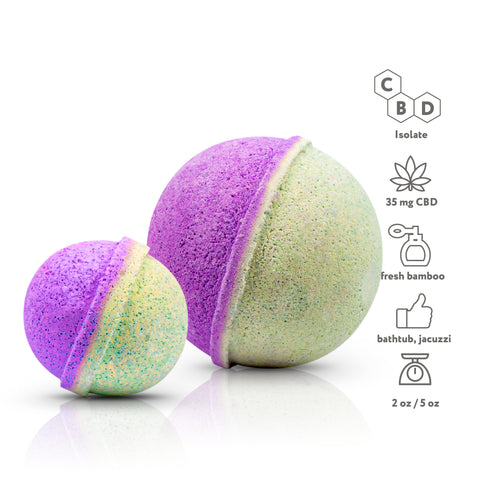 Image of Bulk CBD Bath bombs - Bulk CBD Bath - Fresh Bath Bombs - fresh-bombs