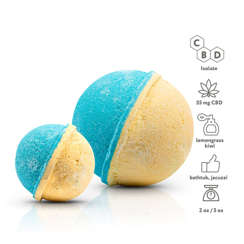 CBD Bath bombs - CBD Bath - Fresh Bath Bombs - fresh-bombs