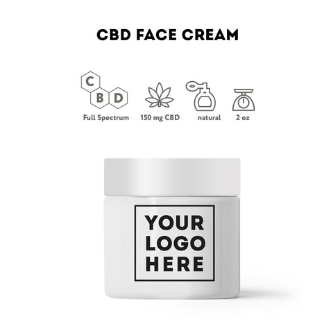 Bulk- CBD Night cream - BULK CBD FACE - Fresh Bath Bombs - fresh-bombs