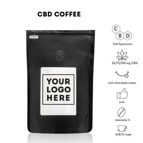 Bulk CBD Coffee -  - Fresh Bath Bombs - fresh-bombs