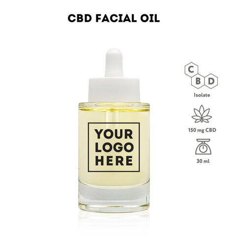 Image of Bulk CBD Facial Oil - BULK CBD FACE - Fresh Bombs - fresh-bombs