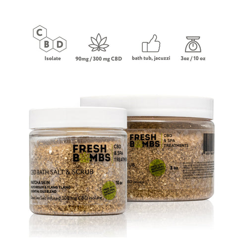 Image of Wholesale CBD Salt Soak
