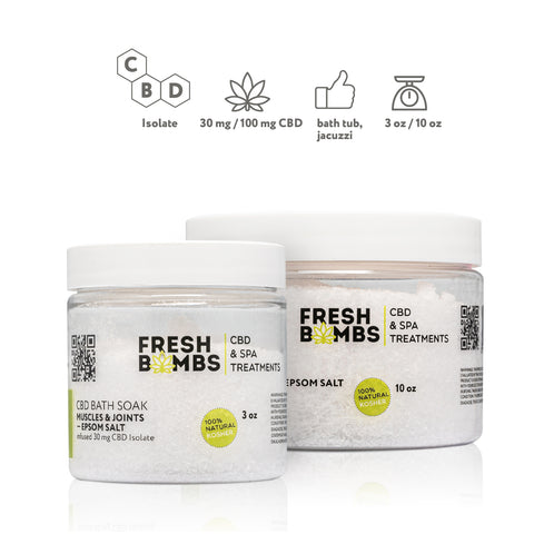 CBD Soak Salt