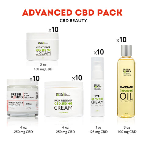 Image of Wholesale CBD Advanced Pack