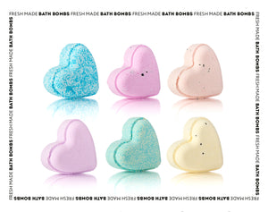Bulk CBD Heart bombs pack - Wholesale - Fresh Bombs - fresh-bombs