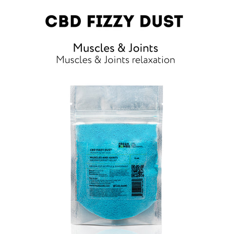 Image of Wholesale CBD Intro pack- Fizzy dust