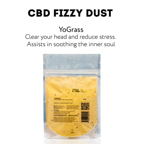 CBD Intro pack- Fizzy dust