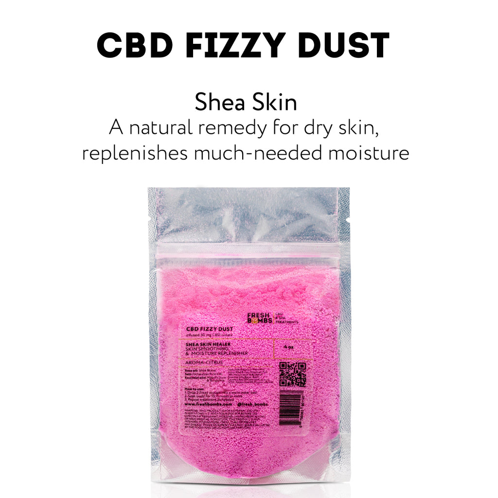 Wholesale CBD Intro pack- Fizzy dust