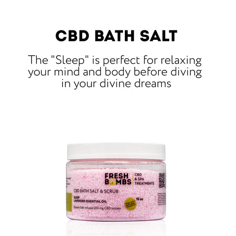 Image of CBD Bath Essentials pack - CBD Variety packs - Fresh Bombs - fresh-bombs
