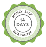 Image of Not Happy? 14 days money back policy