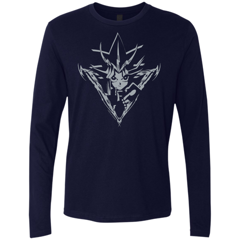 Yami Yugi - Next Level Men's Premium LS