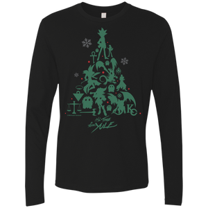 It's Time for Yule! Next Level Men's Premium LS