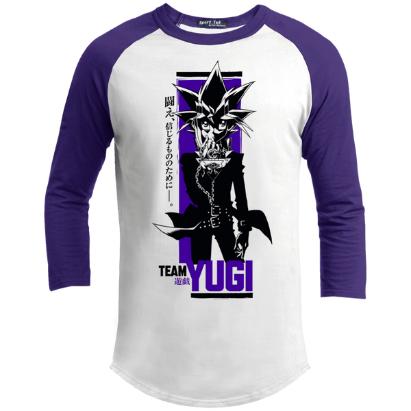 Team Yugi Sporty Tee Shirt
