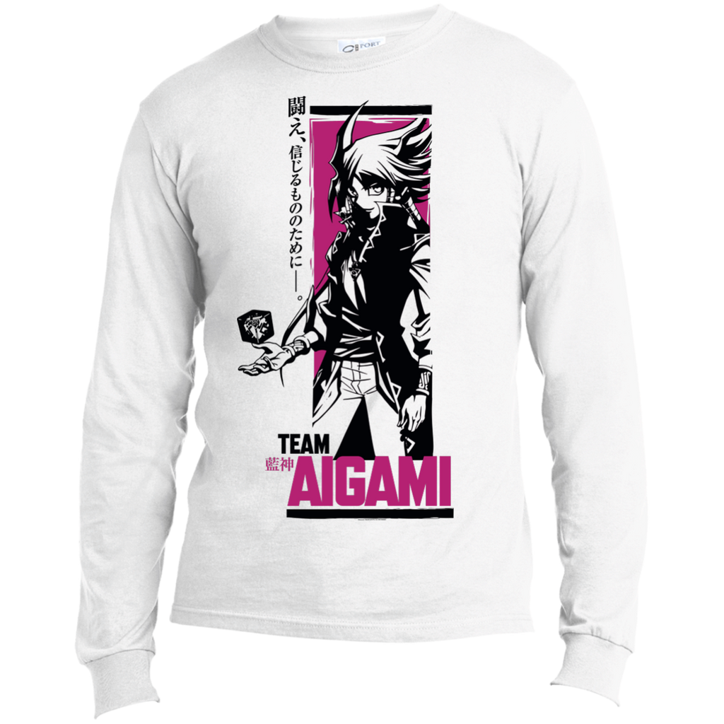 Team Aigami Long Sleeve Made in the US T-Shirt
