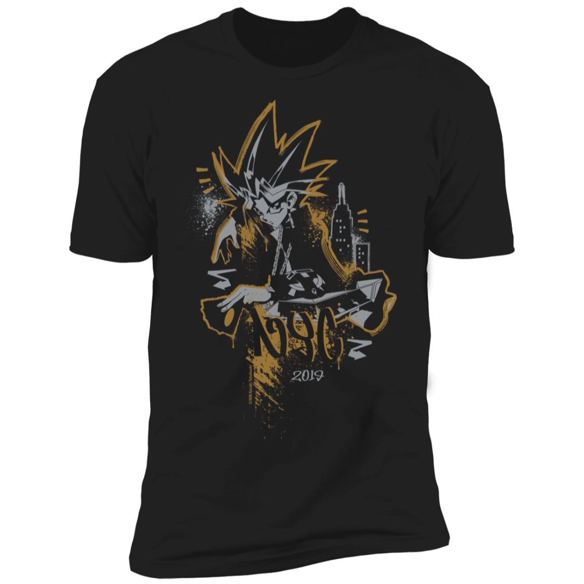 2019 Exclusive NYC Yami Yugi Premium Short Sleeve T-Shirt