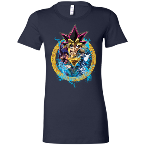 Dark Side of Dimensions Bella+Canvas Ladies T-Shirt