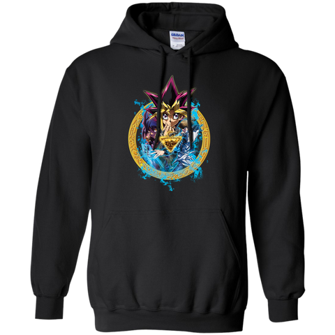 Dark Side of Dimensions Pullover Hoodie 8 oz