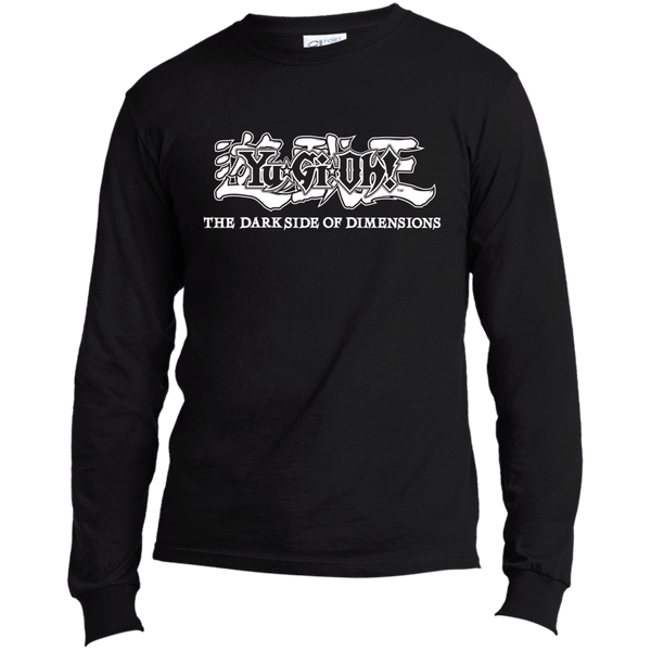 Dark Side Long Sleeve Made in the US T-Shirt