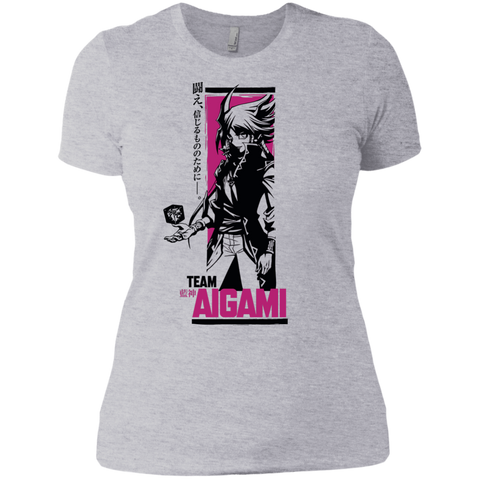 Copy of Team Aigami Next Level Ladies' Boyfriend Tee