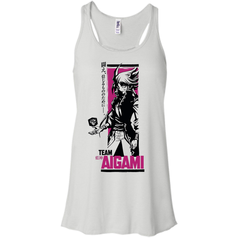 Team Aigami Bella+Canvas Flowy Racerback Tank