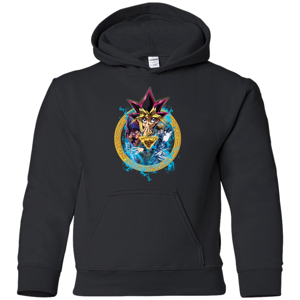 Dark Side of Dimensions Youth Pullover Hoodie
