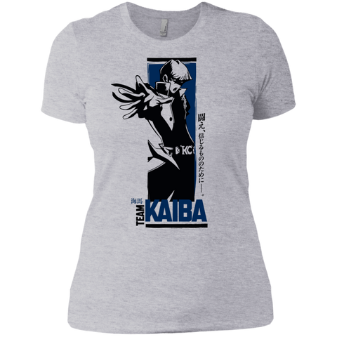 Team Kaiba Next Level Ladies' Boyfriend Tee