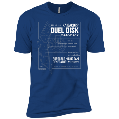 Duel Disk - Next Level Premium Short Sleeve T-Shirt